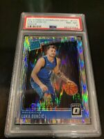 2018 Panini Donruss Optic Shock #177 Luka Doncic RC Rookie PSA 8