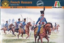 ITALERI 6008 1/72 Hussards Français - Napoleonic French Hussars