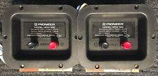 Service: Pioneer HPM-100 Speaker Crossovers 100 or 200 watt (Pair)