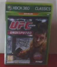UFC 2009 Undisputed pour Xbox 360
