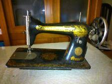 MAQUINA DE COSER INGLESA SINGER SIMANCO 2816 REF Y687802 GRAN BRETAÑA 1929