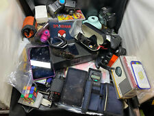 Junk Drawer Lot Electronics Tools Toys Loot Knives Cameras + More! Over 28lbs!
