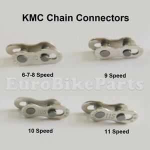 Master Chain Connector Link Join Easy Replacement - 6/7/8 & 9 & 10 & 11 Speed