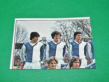 PANINI FOOTBALL EURO FOOTBALL 79 1978-1979 N°51 GRASSHOPPERS ZÜRICH PART 1 CH