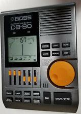 Boss DB-90 Talking Dr. Beat Metronome USED