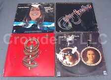"12"" Vinyl Record Collection Captain & Tennille ToTo Mama Cass Donny & Marie LP"