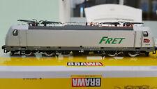 BRAVA TRAXX ELECTRIQUE LOCO FRET SNCF AKIEM EPOQUE VI - BR 186 - 43952