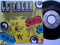 "Le Freak / Wild Wild Life / Instrumental 7"" Single 1990"