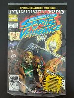GHOST RIDER AND BLAZE SPIRITS OF VENGEANCE #1 MARVEL COMICS 1992 NM+ SEALED