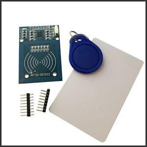RFID Kit GY-RC522 Transponder Modul Zugang Writer Reader   Arduino Raspberry Pi