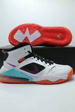 Jordan Mars 270 White Hyper Violet Total Orange Youth SIZES 6Y BQ6508 102