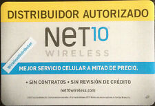 Net10 Sim Card Unlimited At&T $35 @ Month ! At&T Android <-