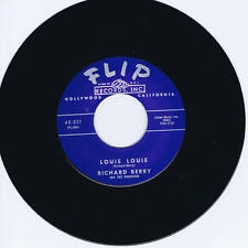 RICHARD BERRY - HAVE LOVE WILL TRAVEL / LOUIE LOUIE - LEGENDARY R&B CLASSICS