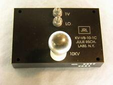 Julie Research Labs / Ohm-Labs KV-VB-10-1C 10KV .025% High Voltage Divider
