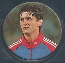 PANINI CAPS 1996-SNICKERS-EURO 96- #79-ROMANIA-LACATUS