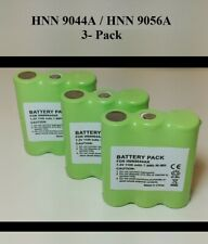 3 MOTOROLA HNN9044A / 9056A Ni-Mh 1100mAh batteries for $36.25,shipping included