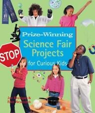 Prize-Winning Science Fair Projects for Curious Kids-ExLibrary