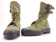 Wissart French Army Foreign Legion Indochina Vietnam Military Canvas Jungle Boot