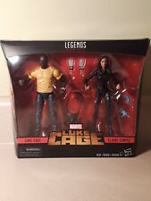 "Marvel Legends Series Luke Cage & Claire Temple 6"" Action Figure (Hasbro)"