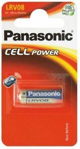 Lots piles spéciales Panasonic A23 MN21 LRV08 12V, livraison rapide et gratuite