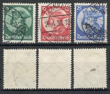 Deutsches Reich 479 - 481 gestempelt ME 30 (913041)