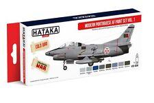 Hataka Hobby AS56 Modern Portuguese Air Force 1950s-1970s Vol.1 Paint Set