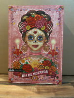 IN HAND * 2020 Barbie Dia De Los Muertos Day of The Dead DOTD 2 Pink Doll Mexico