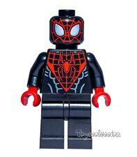 LEGO SUPER HEROES MARVEL SPIDER-MAN MILES MORALES SET 76036 ORIGINAL MINIFIGURE