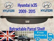 HYUNDAI ix35 2010-2016 PARCEL SHELF BOOT LOAD LUGGAGE TONNEAU COVER BLACK NEW