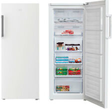 Beko congelador RFNE270K21W vertical 151 nf a+