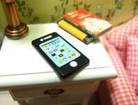 Dollhouse Miniature 1:6 Bjd Toy Metal Cellphone Mobile Phone Barbie Blythe Decor