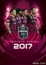 State Of Origin 2017 (DVD, 2017, 2-Disc Set)
