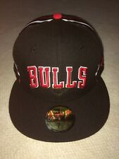 Bulls New Era Nights Collection 59FIFTY Closed Cap