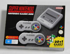 Nintendo Mini SNES (brand new)