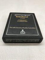 Breakout Video Game Cartridge  for Atari 2600