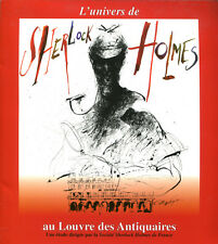 L'univers de Sherlock Holmes au Louvre des Antiquaires - EO 1997