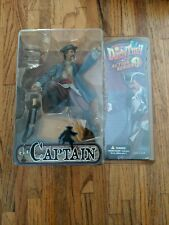 Dusty Trail Toys Series 1 The Pirate Captain New