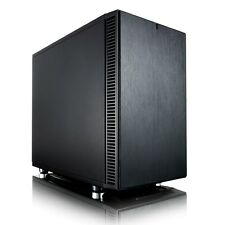Fractal Design Define Nano S ITX Gaming Case - Black USB 3.0