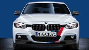orig. BMW M Performance Frontspoiler Schwarz Matt 3er F30 F31