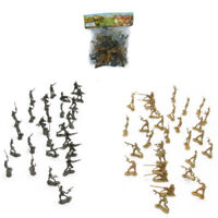Army Men Toy Soldiers World War Combat Force Set Army Figures World War Figures