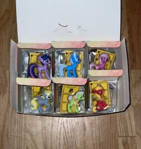 MIGHTY JAXX Freeny's Hidden Dissectibles My Little Pony Series 2 COMPLETE SET