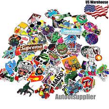 100pcs JDM Cartoon Waterproof Bomb Graffiti Decal Sticker for Car/Motor US STOCK