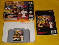 VIRTUAL CHESS 64 Nintendo 64 N64 Versione PAL Europea »»»»» COMPLETO