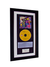 ORBITAL In Sides CLASSIC CD Album GALLERY QUALITY FRAMED+EXPRESS GLOBAL SHIP