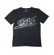 Vespa 946 Mens Casual Wear T-Shirt Dark Grey With 946 Logo Tee New