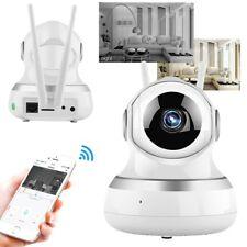 HD1080P Wireless Pan Tilt Security IP Camera IR Night Vision WiFi Webcam US Plug
