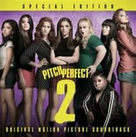 PITCH PERFECT 2 Special Edition Original Soundtrack CD BRAND NEW