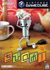 USED Gamecube Chibi Robo! Japan