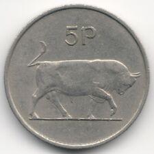 Ireland : 5 Pence 1970