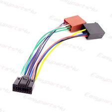 ISO Adapter KENWOOD KRC - 857 858 859 956 957 958 959R 150 151 156 157